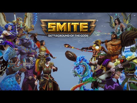 9 Years of SMITE: Celebrating Every God!