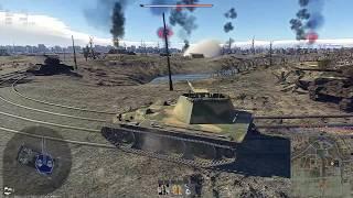 Krupp-Steyr Waffenträger   ( Realistic Gameplay War Thunder 1.71)