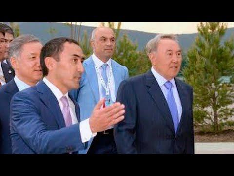 Наглый казахстанский олигарх совсем слетел с катушек / БАСЕ