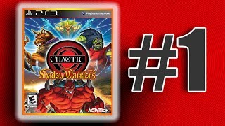 Let's Play Chaotic Shadow Warriors Part 1 | Welcome to Perim