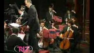 Finlandia Hymn (Sibelius) Nino Rota Orchestra (Bari, Italy)
