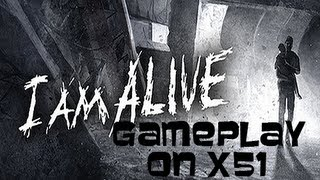 I Am Alive - Gameplay On Alienware x51 PC Max Settings
