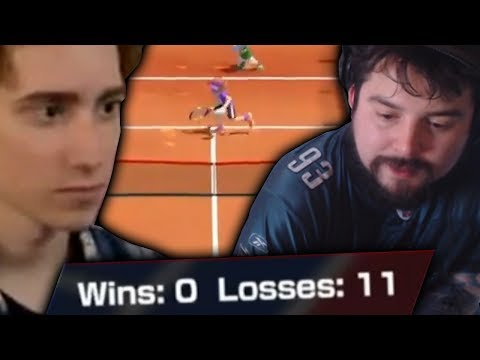 I lost a friend because of Mario Tennis Aces