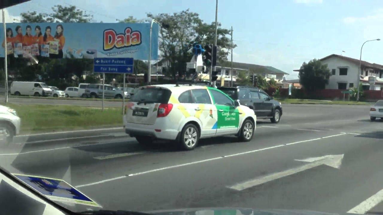Google street view car in kota kinabalu sabah malaysia youtube sciox Choice Image
