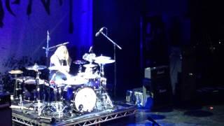 Halestorm Drum solo - Birmingham April 7th 2014