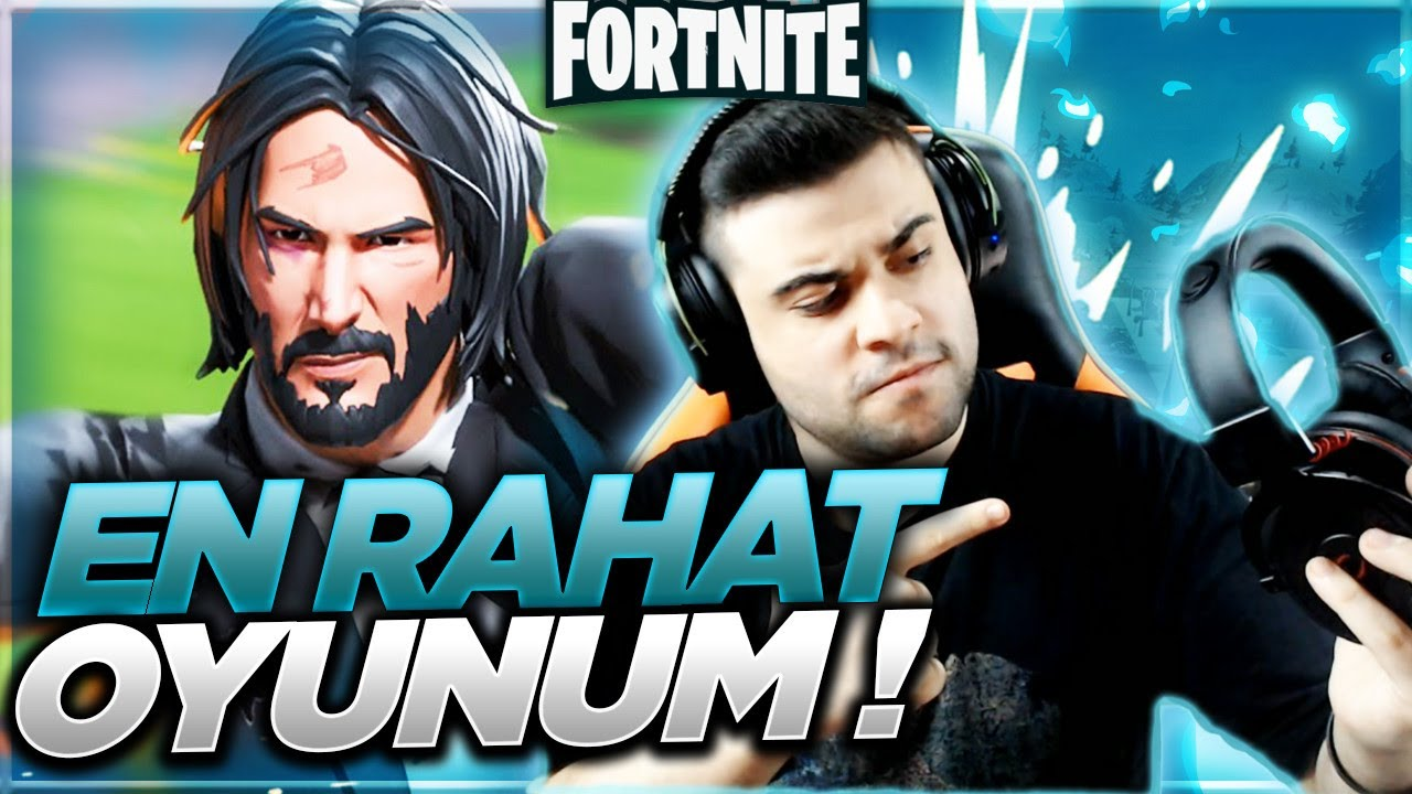 EN RAHAT FORTNITE OYUNUM ! Rampage RM-K60 DROP PLUS