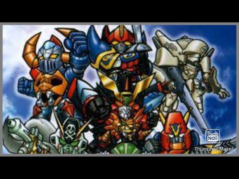 Watch Srw Alpha 2 Daimos full online streaming with HD video Quality