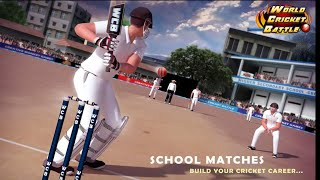 World Cricket Battle BIGGEST UPDATE EVER IS HERE | MY CAREER MODE