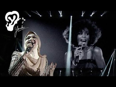 Whitney Houston ft. Dato' Siti Nurhaliza - Memories (Audio Video)