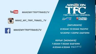 Make My Trip Travel TV -  Schedules in The Filipino Channel