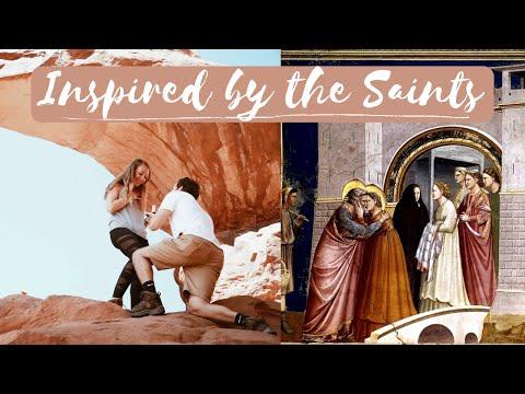 OUR CATHOLIC ENGAGEMENT STORY