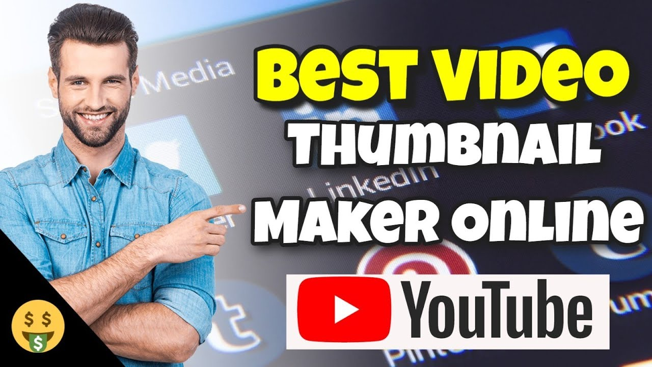 Best Video Thumbnail Maker Online Youtube Thumbnail Maker Software For Pc Mac Youtube