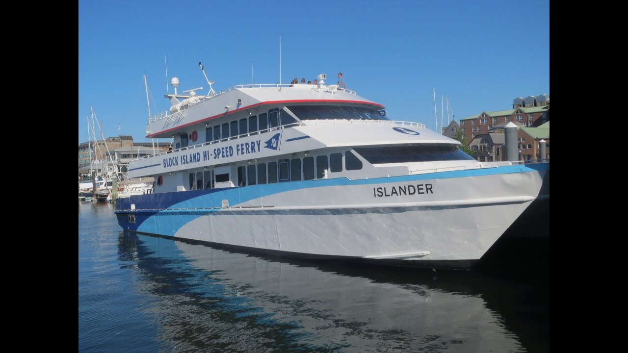 Ferry To Block Island From Newport