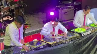 SHOW TRILOGIA - ( DANCE & TECHNO ) DJ FLEXO - DJ JHOSTYN VILLARREAL - DJ LOKILLO