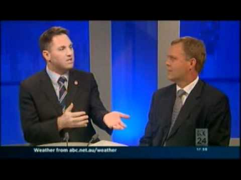 ABC News 24   Capital Hill Interview   Tony Smith and Richard Marles   24 March 2011