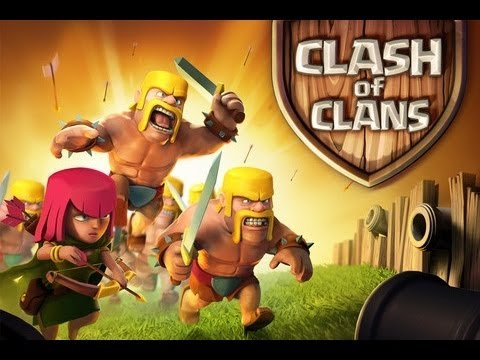 clash of clans archer barbarian rush
