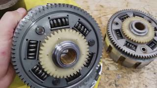 Clutch basket Upgrades, why you may need this. Raptor, yfz
