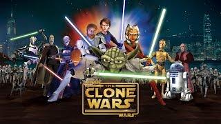 Star Wars the Clone War en español