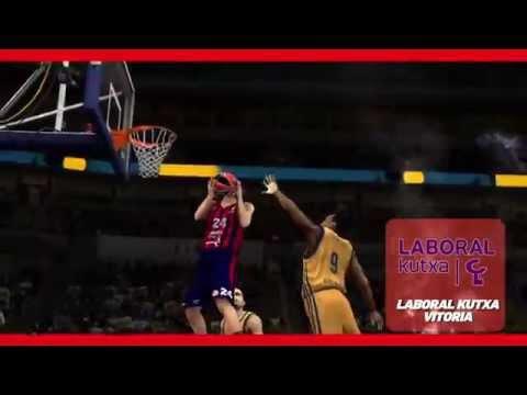 NBA 2K14 - Euroleague Trailer Gamescom 2013 - PS3 / Xbox 360 / PC
