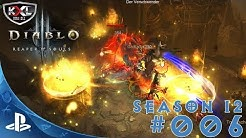 DIABLO 3 [PS4 Pro | UEE | SEASON 12 ] #006 - Das Goblinportal! ➥ Let's Play