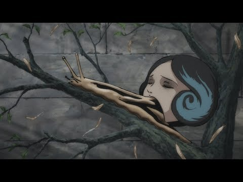 Junji Ito Collection - Slug Girl