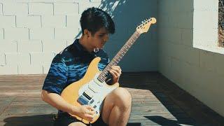 Owane - Born in Space (mini guitar/keyboard solo cover)