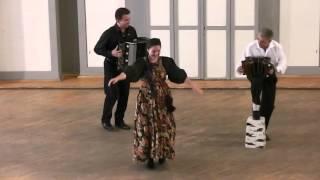 видео: Саратовская гармоника. Концерт в Саратовской консерватории 14.10.2012 г.