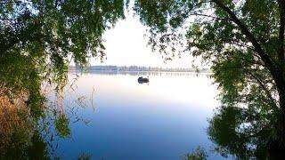 Что то пошло не так Карпы украли лодку Ловля на поплавок в камыше