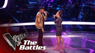 Gabriel Dryss VS Shivon Kane - 'Feels'   The Battles   The Voice UK 2019