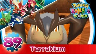 POKÉMON RUMBLE WORLD #89 LE BAIN DE JEREMSTAR ! Let