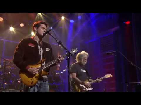 Dead & Company – Brown Eyed Woman – Live on Jimmy Fallon (HQ)