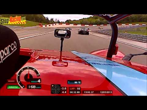 Lotus Cup Europe 2013 Dijon Jura'x Racing Team