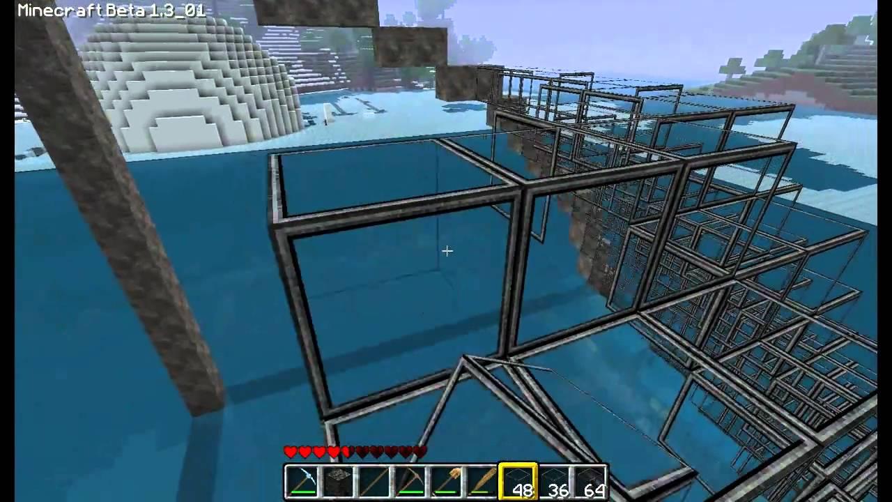 minecraft let s build kuppel zum selber bauen youtube. Black Bedroom Furniture Sets. Home Design Ideas