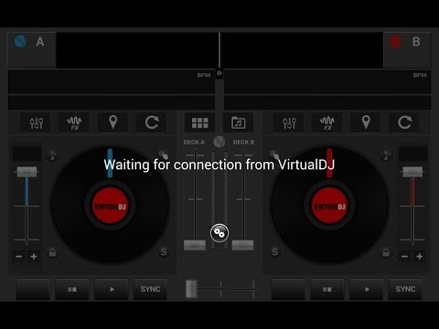 Virtual DJ Remote On Android NOT WORKING Fix 2017