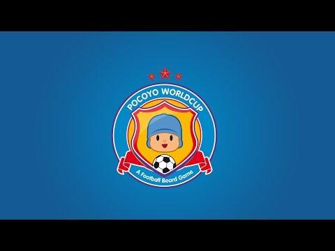 2014 Pocoyo World Cup: a Football Board Game