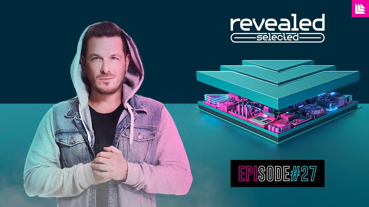 Revealed Selected 027 - Plastik Funk, Kazden and Novak