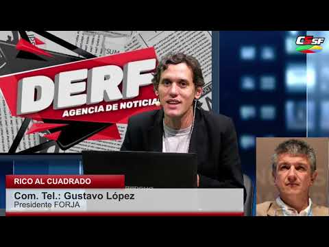 Gustavo López: Alberto puso toda la carne en el asador