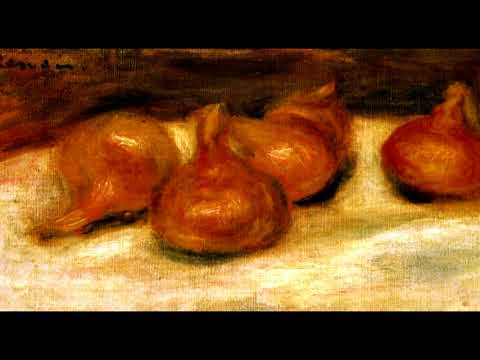 Pierre-Auguste Renoir (1841 - 1919) -   Part XL - A collection of works painted   in 1917.