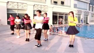 Flash Mob Mình Đi Đâu Thế Bố Ơi?