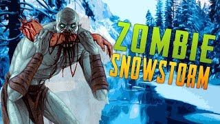 ZOMBIE SNOWSTORM (Call of Duty Zombies Mod)