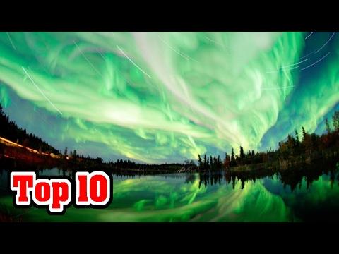 Top 10 AMAZING Weather PHENOMENON Caught on TAPE