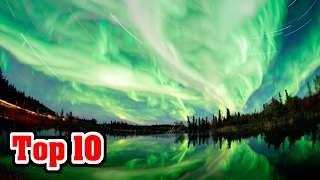 Top 10 AMAZING Natural Weather PHENOMENON