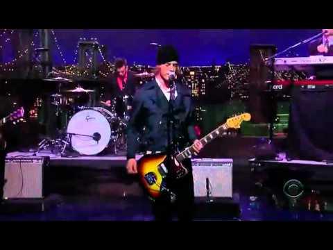 Interpol The Heinrich Maneuver Live At late with David Letterman