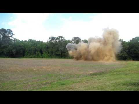Dynamite Explosion - YouTube