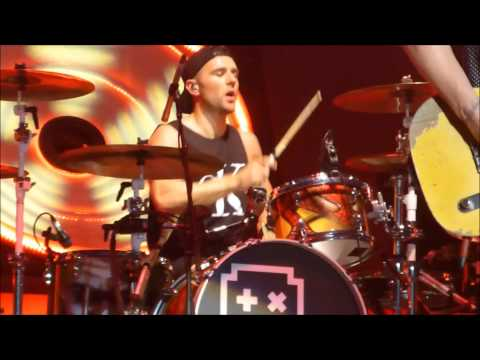 McBusted - What Happened To Your Band? - Birmingham Barclaycard Arena 29/03/15