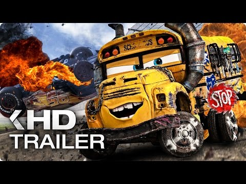 Thumbnail: CARS 3 ALL Trailer & Clips (2017)