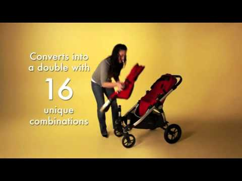 Baby Jogger City Select Single Stroller Video Review - Online4baby