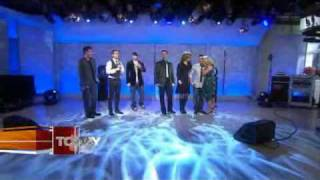 New Kids On The Block - 2 In The Morning (TODAY Live) HQ