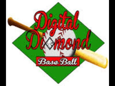 Digital Diamond Baseball 1967 STL Cardinals vs 1957 MIL Braves Retro Replay Great Teams League