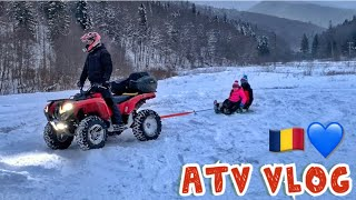 NE-AM TRAS CU SANIA DE ATV
